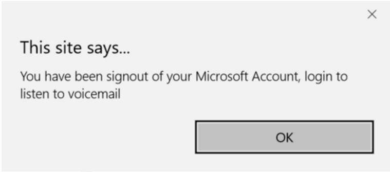 Malware Alert Example